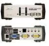 Aten 2-Port USB KVM Switch -- CS1732 - Image