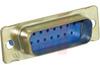 AMPLIMITE 109 Series Plug, 15 Pos., Meets M24308/4-260F -- 70041417 - Image