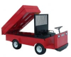 Electric Vehicle with Dump Bed, Mortec -- E-480DB