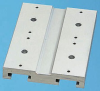 Linear Slides - Cap Wipers, Carriage Plates & Flange Clamps -- 179364