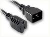 IEC-60320-C20 to NEMA 5-15R HOME • Power Cords • North American Power Cords • 3 Conductor Power Cords -- 5283.072 -Image
