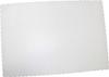 Dixie® 1/2 Sheet Corrugated Scalloped Cake Pad