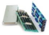 Quad 1x10 Multiplexer Card w/Multipin Connector (mass termination) -- Keithley 7011-C