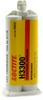 Henkel Loctite Speedbonder H3300 Methacrylate Adhesive Yellow 50 mL Cartridge -- 473132 -Image