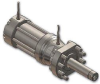 DME Hydraulic Locking Core Pull Cylinder -- HLCP Series - Image