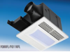 Fantech FQ Series Quiet Ceiling Mounted Fans WITH LIGHT - 4