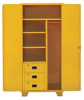 Cabinet,Spill Response,78x37x27,3 Drawer -- 19T294