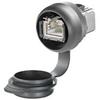 Passive Industrial Ethernet FrontCom® Micro IP65 Service Interface RJ45 -- IE-FCM-RJ45-C - Image