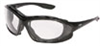 S0600X - Uvex by Honeywell Seismic Safety Eyewear, Clear lens, Antifog coating -- GO-86497-61 -- View Larger Image