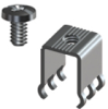 M5 Snap In PC Mount 30Amp-w Screw Unassembled -- 7808 - Image