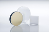 Plane mirror- F/S, General-purpose, 40x25x3mmthk,ion-plated silver(Vis/IR use) -- MGS4007 -Image