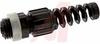 Connector, Cord; Nylon; 0.21 to 0.28 in. Diameter, Cord Range; PG; Black -- 70116170