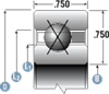 Silverthin Bearing SF Series - Type X - Image