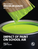 New Science Indoor Air Quality Article, Impact of Paint on School Air