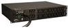 TAA Compliant Single Phase Monitored PDU, 5/5.8kW 30A 208/240V, 2U Horizontal Rackmount, 12 C13 and 4 C19 Outlets, NEMA L6-30P Input Plug -- PDUMNH30HVTAA