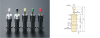 Fixed Shock Absorber -- FA-1212C Series -Image