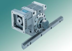 Rack and pinion drive from Atlanta Drive Systems