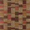 Blocks and Bars Chenille Fabric -- R-Avenue - Image