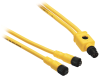 V Cable or Y Cable Splitter -- 879D-R4ACD5M-2 -Image