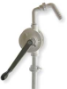 PVDF Drum Pump,9.5 Oz,3/4 In UNF Outlet -- 2UY11