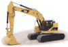 328D LCR Hydraulic Excavator