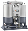 XD+: Heat of Compression desiccant dryers, 550 - 3600l/s, 1166 - 7630cfm, 1980 - 12960m³/h -- 1514803