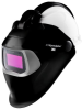 3M Speedglas 100 QR 56362 Black Helmet Assembly - Auto-Darkening Lens - Battery Powered - 3.7 in Viewing Width - 1.7 in Viewing Height - 051141-56362 -- 051141-56362 -- View Larger Image