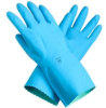 Ansell 505-8 Air-Flex Blue Latex Glove w/Comfort Foam Li… -- ANS-505-9-01