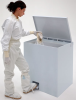 Cleanroom Garment Hamper -- 5151-51 -- View Larger Image