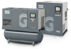 GA 11+-30/GA 15-30 VSD: Oil-injected rotary screw compressors, 11-30 kW / 15-40 hp -- 1518109