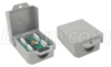 Outdoor 10/100 Base-T CAT5 - Punch Down Terminals -- AL-CAT5PW