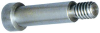 SOCKETHEAD SHOULDER SCREW, SS, M3 X 0.5, 4MM -- 27T8176 - Image