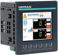The integrated Controller and Operator Panel allows the complete management of automation. Available in 3 versions (6 models), and equipped with a powerful 400 MHz processor.