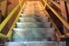 Plate Stair Treads -- Aluminum