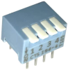 DIP Switches -- 194-4MS-ND - Image