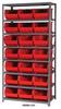 Giant Open Hopper Bin Storage System -- HQSBU-255-I -Image