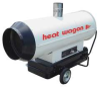 205K BTU Indirect oil force air heater -- HVF210