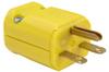 Pass & Seymour® -- MaxGrip M3 Plug, Yellow - PS5666Y