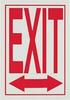 Safety Sign -- 86H6329
