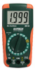 MN15A - Extech MN15A Manual Ranging Multimeter, 600 V -- GO-20046-09
