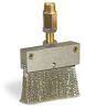 """(Formerly A2257-5X02), Flat Brush With Adjustable Height, 2 1/4 X 3/8"""" Stainless Steel Bristles, 1/8"""" Male NPT Inlet -- A2257-SF1 -- View Larger Image"""