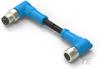 M8/M12 Cable Assemblies -- T4052214004-007 -Image