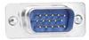 Premium SVGA Extension Cable, HD15 Male / Female, Gray 3.0 ft -- CTL3VGAMF-3 -Image