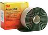 Putty, Insulation; Vinyl; 3 mm; Black; 575 V/mil; gt 10^6 Megohms; UL Recognized -- 70113905