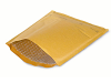 Kraft Heat Seal Bubble Mailer -- BM0408 - Image