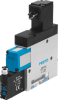 Vacuum generator -- VADM-140-N -Image