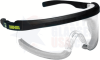 Guard-Dogs Purebred Safety Glasses with High Heat Foam and -- 332-11-01