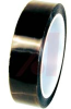 PTFE Film Electrical Tape, Translucent,Silicon Adhesive, 2 Mil, 1/2in x 36 yds -- 70113136