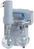 Chemical-Resistant Dry Vacuum Pumping System - 7 mbar -- MZ 2C NT + AK + EK
