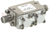 Dual Junction Isolator SMA Female With 32 dB Isolation From 8 GHz to 18 GHz Rated to 5 Watts -- FMIR1023 -Image